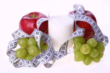 Семидневная диета на молочных продуктах и овощах