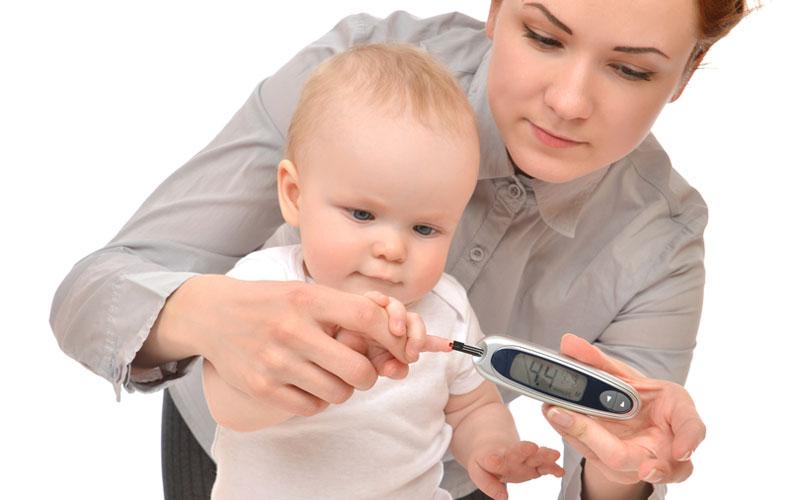 Причины развития и диагностика сахарного диабета у детей
