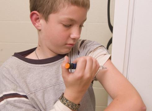Ребенок болен сахарным диабетом в школе