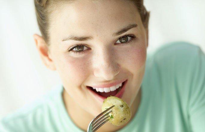 Недельная картофельная диета